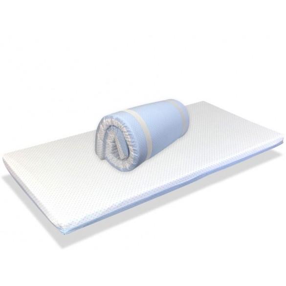 colchón cuna de viaje MIMO 60x120 cm